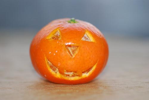 Orange o'lantern