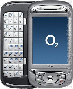 The O2 XDA Trion mobile phone