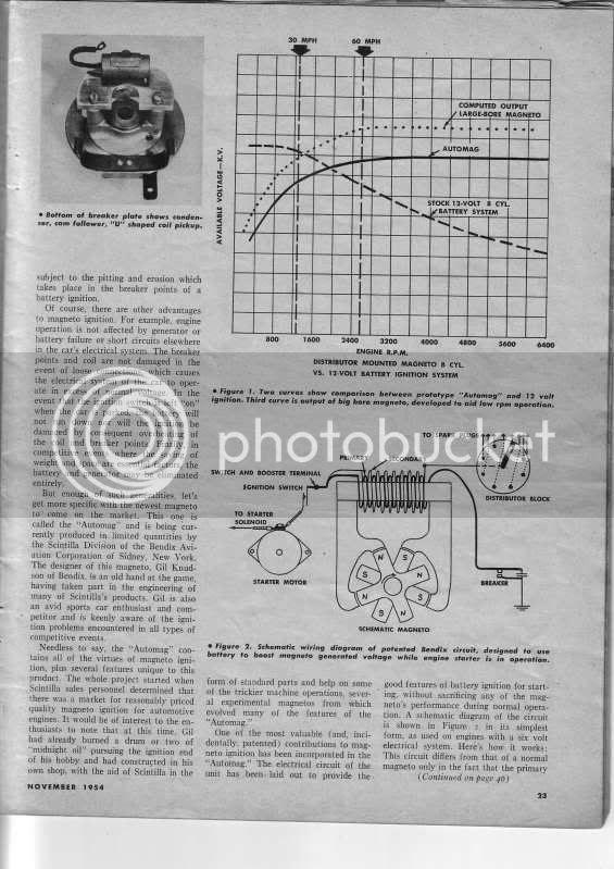 Vertex Magneto Wiring Diagram