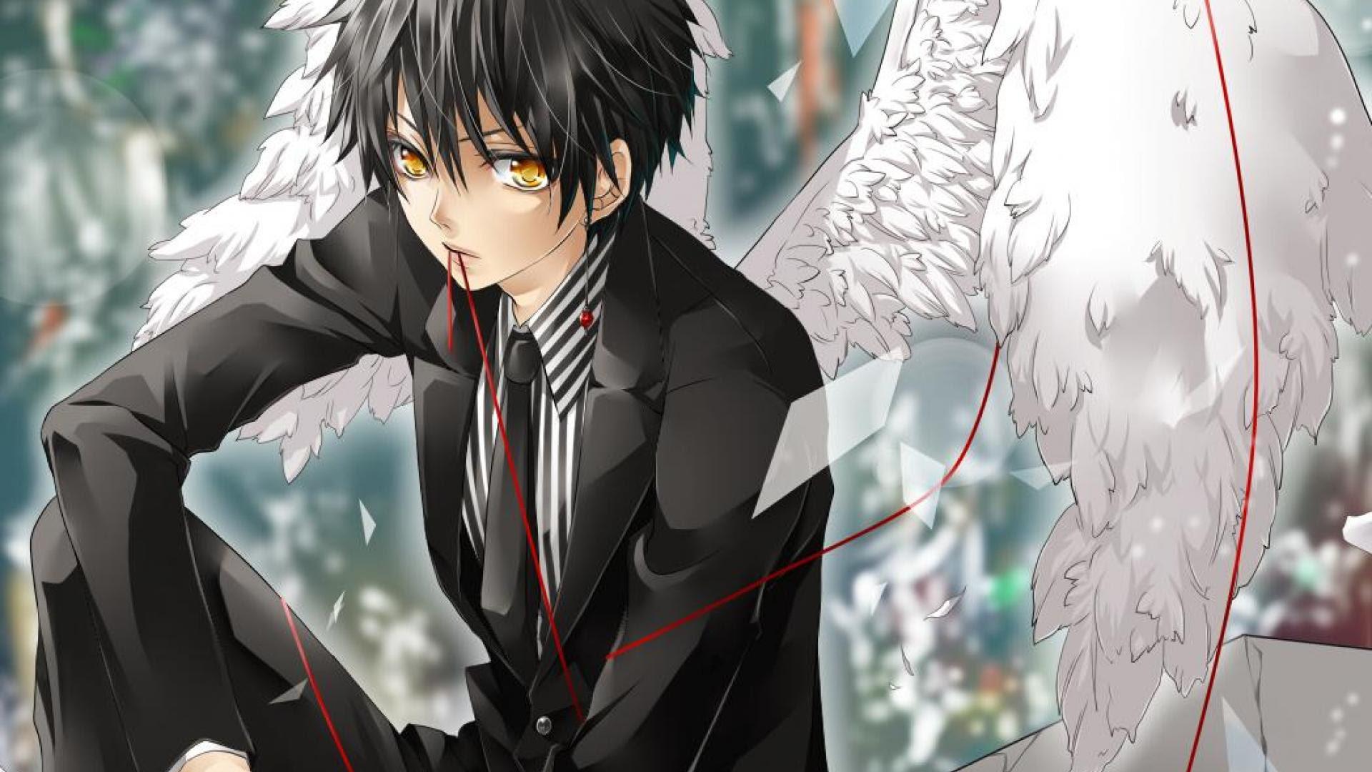 Anime Boy Demon Desktop Wallpaper 22324 - Baltana