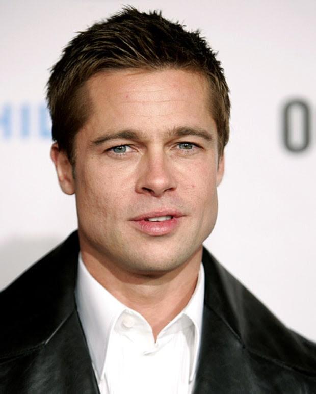 Dec. 8, 2004 | Brad Pitt's Hair Evolution | Us Weekly