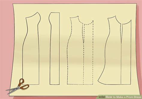 How to Make a Prom Dress: 13 Steps (with Pictures)   wikiHow