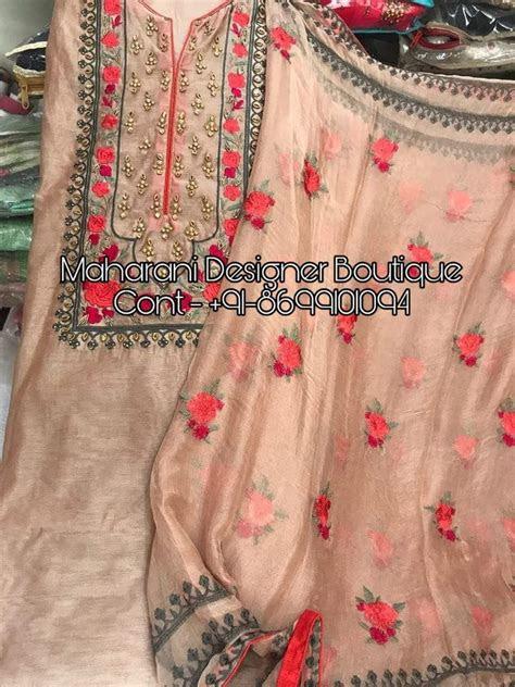 punjabi suit maharani designer boutique