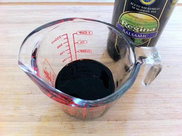 1/3 Cup Balsamic Vinegar