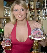 Barmaid: Not interested