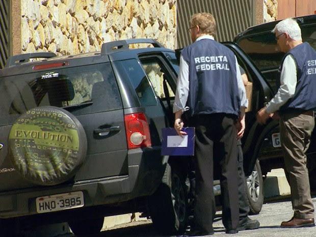 Esquema causou prejuízo de R$ 350 milhões aos cofres públicos segundo PF (Foto: Reprodução EPTV / Tarcísio Silva)