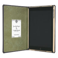 Specially Designed Tuscan Green Plaster iPad Air Covers