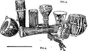 """""""Fig. 4 Miscellaneous Drums - primitive, ..."""