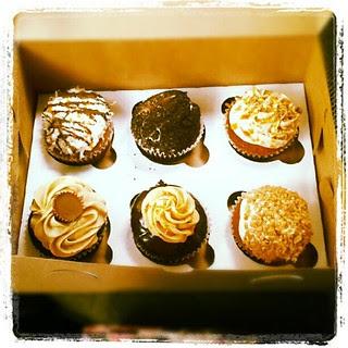 Score at #queencity #Cupcakes  #yumo #sodelicious #amazing #food #manchvegas #happy #love #snacks #foodporn