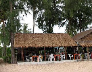 Restaurant at Ban krud