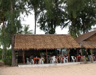 Restaurant at Ban krud