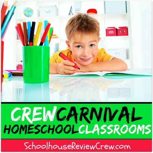 Schoolhouse Review Crew Carnival Homeschool Classrooms