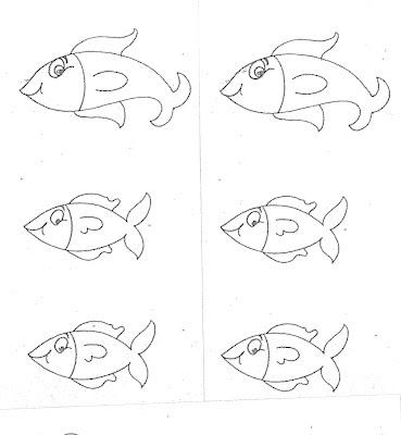 Axipix Foto Deniz Canlıları Boyama Sayfaları 1
