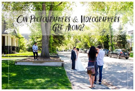 Can Photographers & Videographers Get Along?