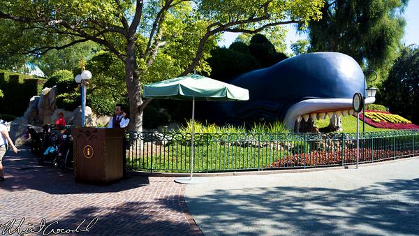 Disneyland Resort, Disneyland, Fantasyland, DAS, Podium