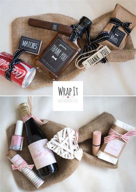 Wedding Thankyou Gifts
