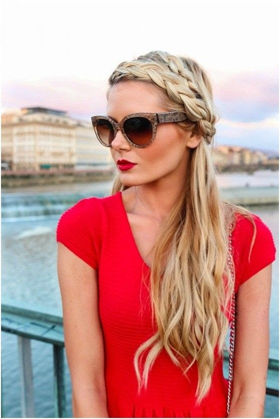 14 Fabulous Hairstyles for Long Hair - Pretty Designs