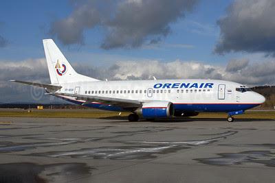 Orenair (Orenburg Airlines) Boeing 737-505 VP-BGR (msn 25790) ZRH (Rolf Wallner). Image: 912477.
