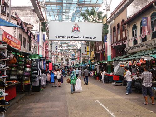 Sayangi Market Kuala Lumpur