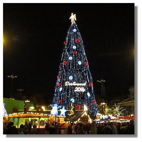 Woolworth Dortmund Weihnachtsbaum
