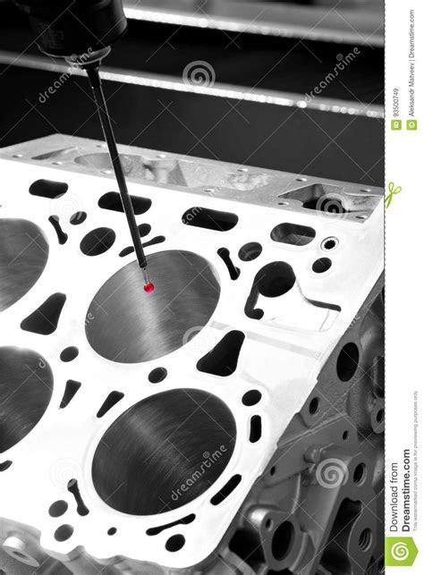 Repair Motor Block Of Cylinders, Operator Inspection