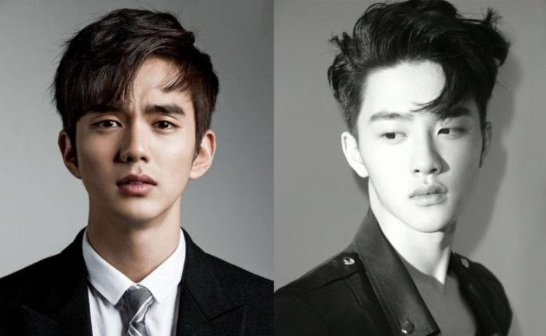 Model Gaya Rambut Panjang Pria Korea - gaya foto