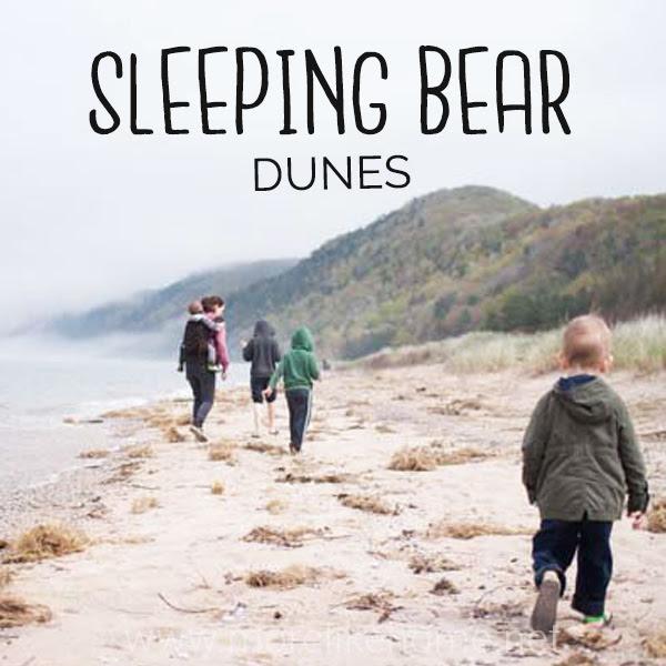 diy camper van ford transit camping michigan sleeping bear dunes petoskey