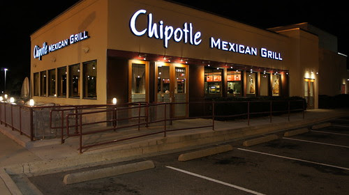 Exterior - Chipotle Mexican Grill