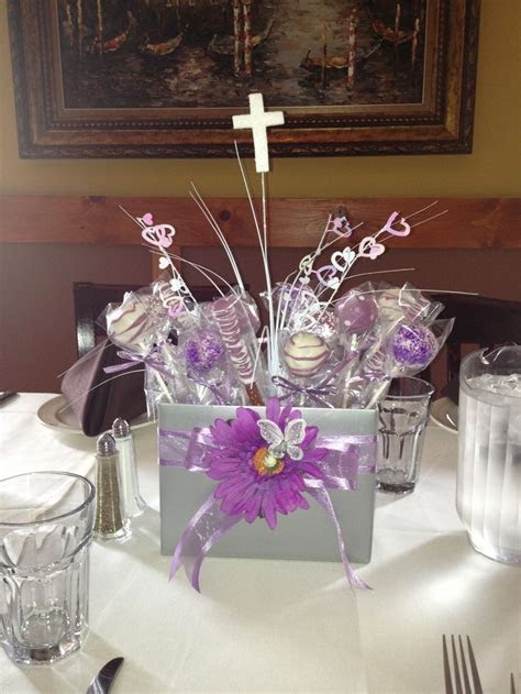 Best 25  Cake pop centerpiece ideas on Pinterest   Cake
