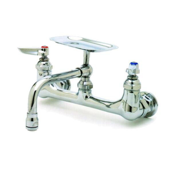 Sink Mixing Faucet Wall Mounted 160 X 6 Soap Dish Nozzle