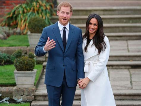 All the details of Meghan Markle's engagement ring from