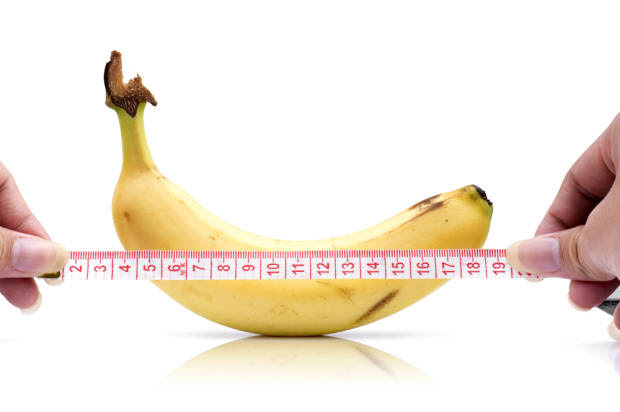 Here is the average penis length, according to science