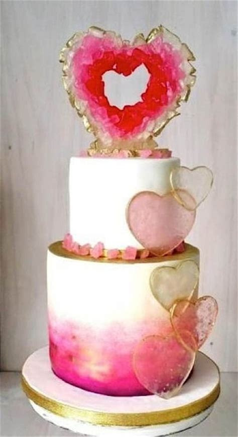 30  Geode Wedding Cakes Ideas Make You Forget All Other Cakes