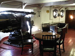 USS Olympia - Captain's Suite