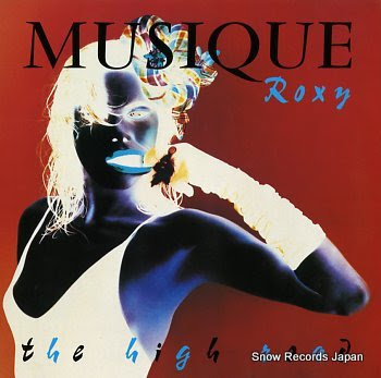 ROXY MUSIC high road, the