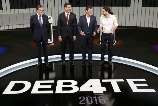 Η Ισπανία ψηφίζει και η Ευρώπη... (ξανά) τρέμει για το αποτέλεσμα μετά το κάζο του Brexit
