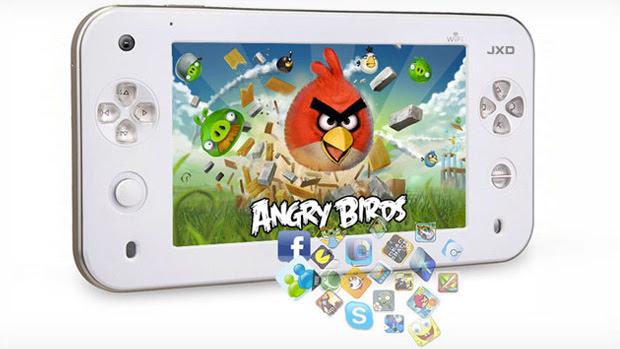 Tablet chinês copia Wii U, Angry Birds e muito mais (Foto: Kotaku)