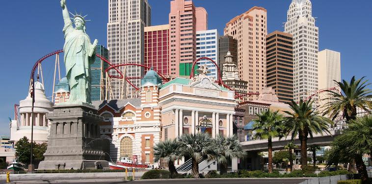 New York New York Las Vegas Casino