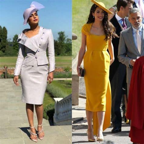 Priyanka Chopra or Amal Clooney   who is the best dressed