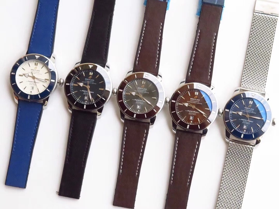 Breitling Superocean II Watch Collection