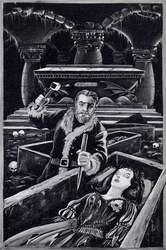 Philippe Druillet - Bram Stoker's Dracula, 1968 - 11
