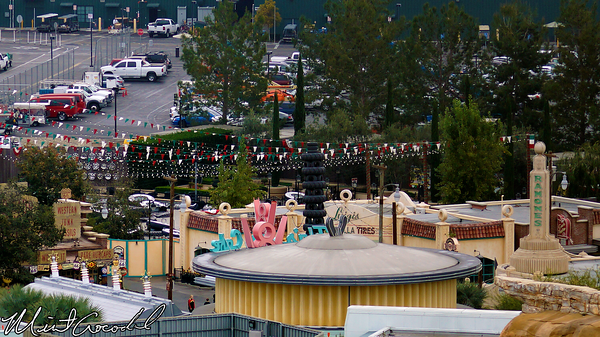 Disneyland Resort, Disney California Adventure, Paradise, Pier, Mickey, Fun, Wheel, Luigi's, Flying, Tires, Cars Land, Refurbishment, Refurbish, Refurb