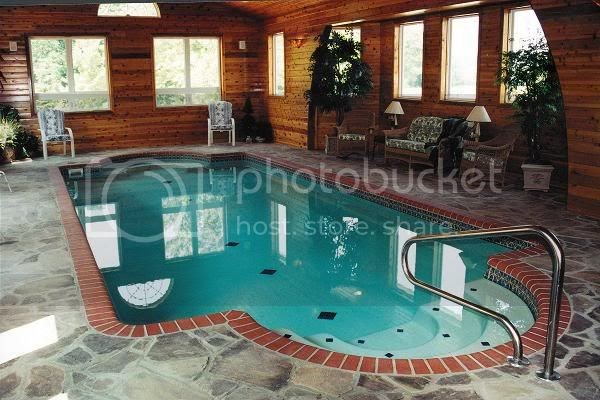 Swimming Pool Designs With Luxury Interior Home Interior
