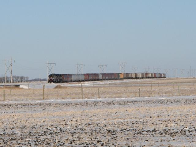 CEMR 4000 north of Sanford MB