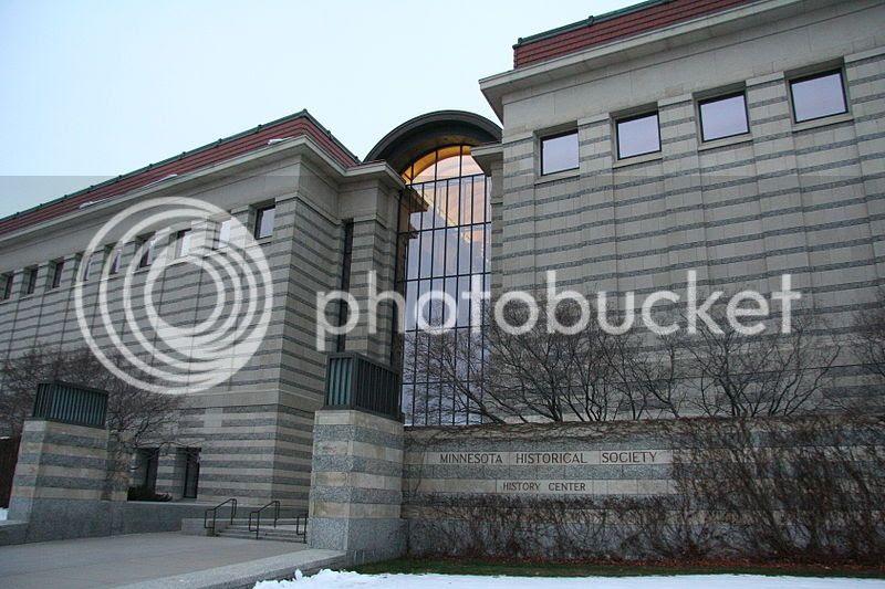 Minnesota History Center Twin Cities
