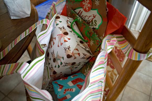 Christmas presents via foobella.blogspot.com