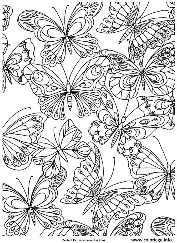 Coloriage Art Therapie 4 Jecoloriecom