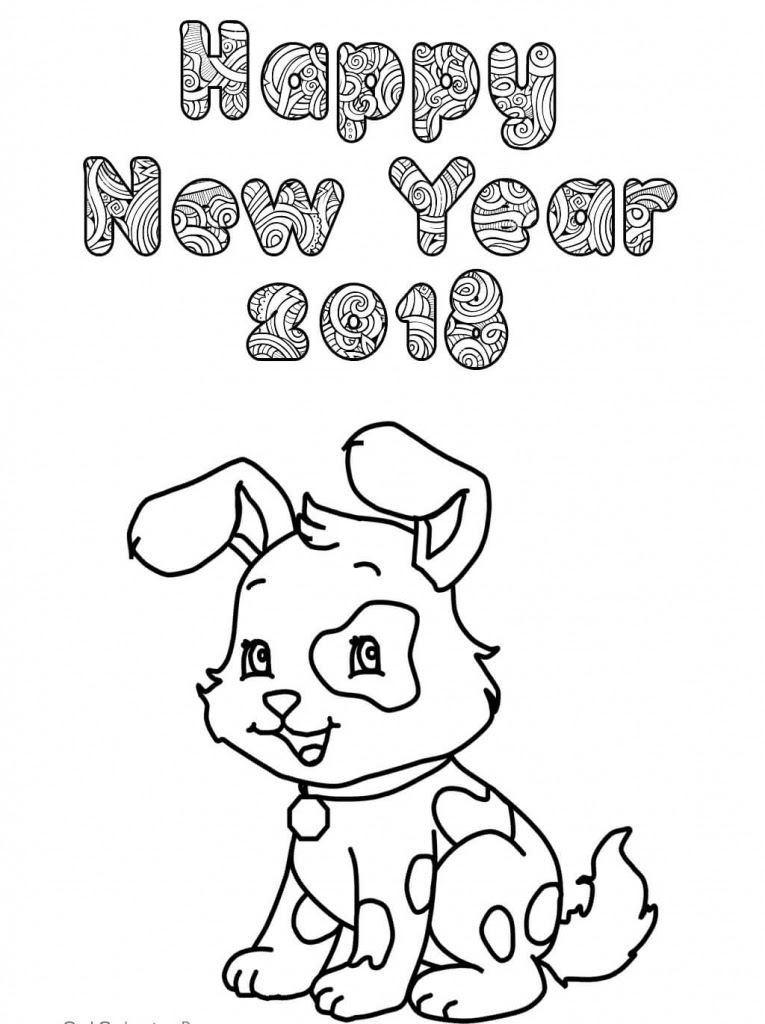 New Years Eve Coloring Pages Printable at GetColorings.com ...