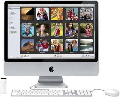 Apple iMac 20in desktop computer - Review