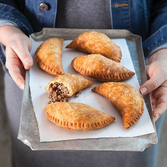 Classic Natchitoches Meat Pie - Louisiana Cookin